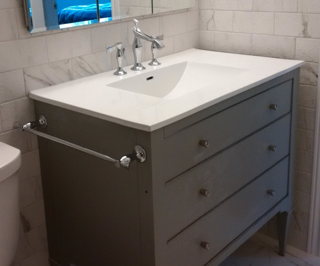 Bathroom Vanity Plumbing service Kitchener Waterloo ...